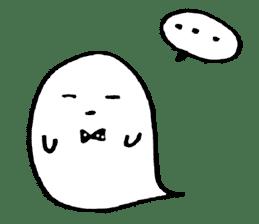 Ghost-kun sticker sticker #1524430