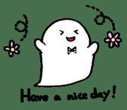 Ghost-kun sticker sticker #1524435