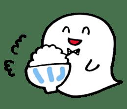 Ghost-kun sticker sticker #1524436