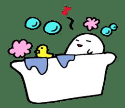 Ghost-kun sticker sticker #1524437