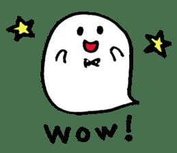 Ghost-kun sticker sticker #1524440