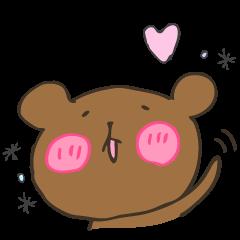 Bear in Love!