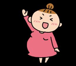 babys-room OfficialStamp-Pregnancy sticker #1527941