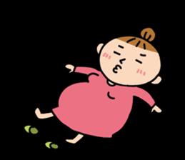babys-room OfficialStamp-Pregnancy sticker #1527943