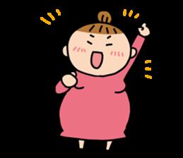 babys-room OfficialStamp-Pregnancy sticker #1527946