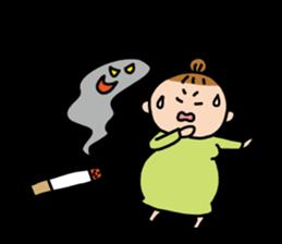 babys-room OfficialStamp-Pregnancy sticker #1527951