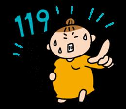 babys-room OfficialStamp-Pregnancy sticker #1527954