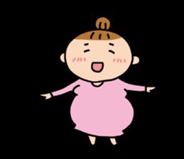 babys-room OfficialStamp-Pregnancy sticker #1527955