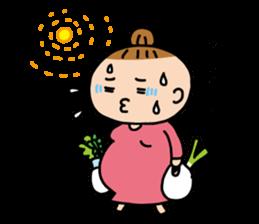 babys-room OfficialStamp-Pregnancy sticker #1527964
