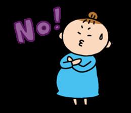 babys-room OfficialStamp-Pregnancy sticker #1527967