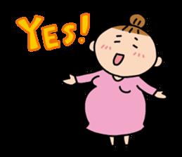 babys-room OfficialStamp-Pregnancy sticker #1527968