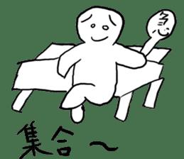 kenasi-man sticker #1533425