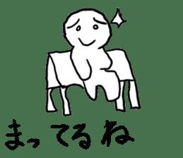 kenasi-man sticker #1533441