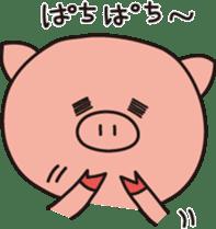 The Piglet's Life. sticker #1537993