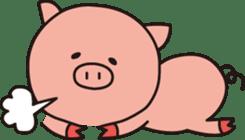The Piglet's Life. sticker #1537998