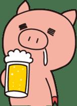The Piglet's Life. sticker #1538003