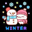 まゆぬこ?冬&年末年始編?