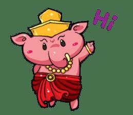 Little Kailash : Brother sticker #1542256