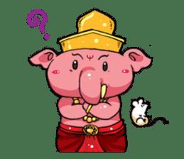 Little Kailash : Brother sticker #1542257