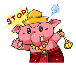 Little Kailash : Brother sticker #1542258