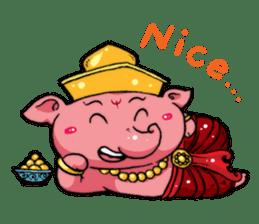Little Kailash : Brother sticker #1542259