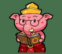 Little Kailash : Brother sticker #1542261