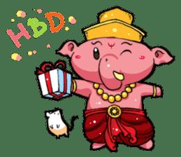 Little Kailash : Brother sticker #1542262