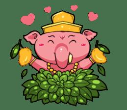 Little Kailash : Brother sticker #1542267