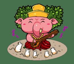 Little Kailash : Brother sticker #1542268