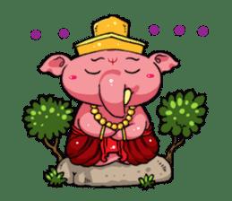 Little Kailash : Brother sticker #1542271