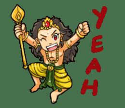 Little Kailash : Brother sticker #1542281