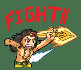 Little Kailash : Brother sticker #1542282