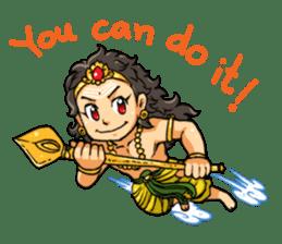 Little Kailash : Brother sticker #1542286