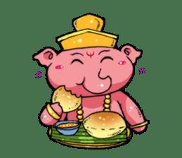 Little Kailash : Brother sticker #1542287