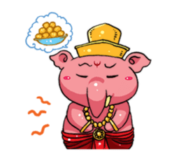 Little Kailash : Brother sticker #1542292