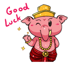 Little Kailash : Brother sticker #1542293