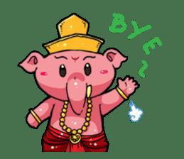 Little Kailash : Brother sticker #1542294