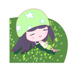Louisa sticker #1542622
