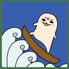 Azukiyo Sticker sticker #1543568