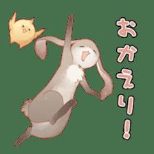 KAWAII Animal babys sticker #1544142