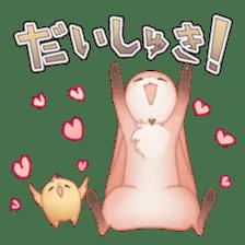 KAWAII Animal babys sticker #1544144