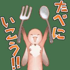 KAWAII Animal babys sticker #1544149