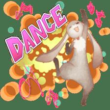 KAWAII Animal babys sticker #1544162