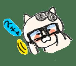 Japanese Bobtail sticker #1545178