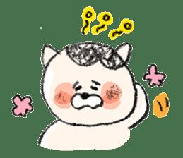 Japanese Bobtail sticker #1545182