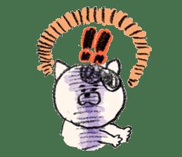 Japanese Bobtail sticker #1545188