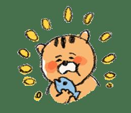 Japanese Bobtail sticker #1545193