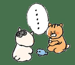 Japanese Bobtail sticker #1545207