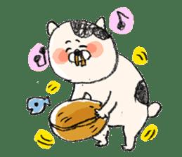 Japanese Bobtail sticker #1545210