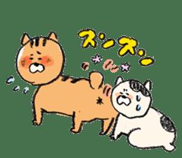 Japanese Bobtail sticker #1545215